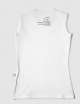 Sleeveless Therapeutic Vest Top (Singlet) - Calming Clothing - Medium to Firm Compression from Sensory Smart Store